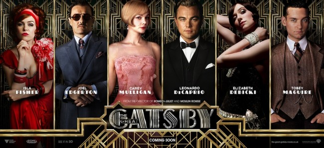 The Great Gatsby Part 1: Fashion