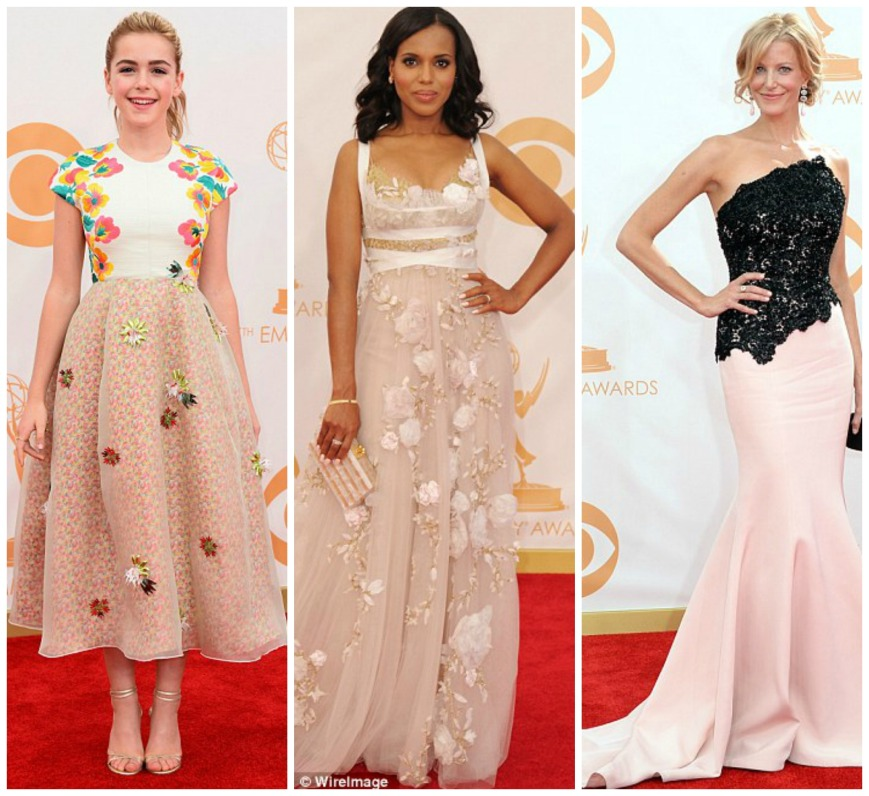 Kiernan Shipka, Kerry Washington Marchesa, Anna Gunn