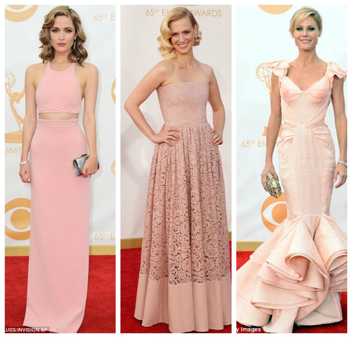 Fashion Fix: The 2013 Emmy Awards