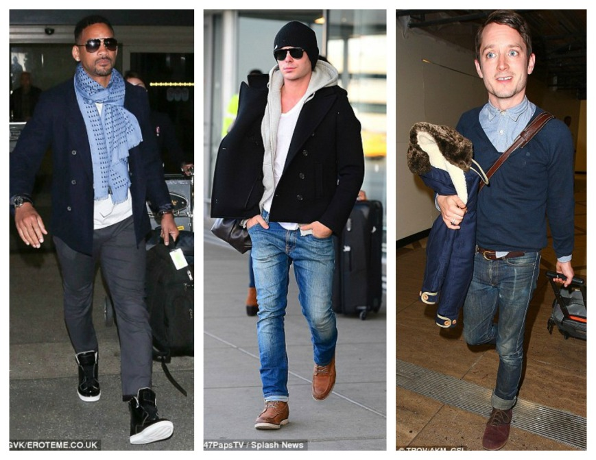 Will Smith Zac Efron Elijah Wood