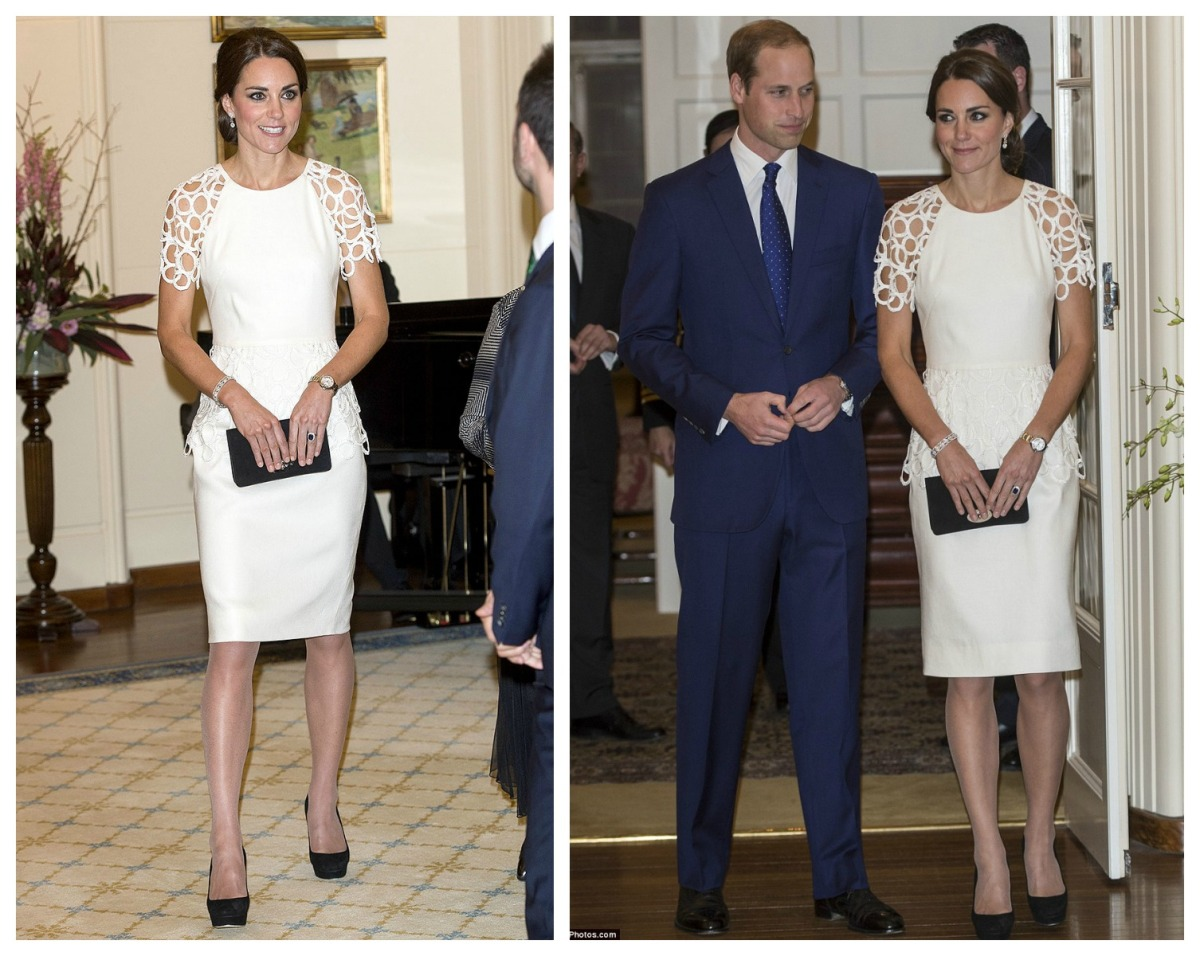 Style: Kate Middleton Royal Tour Week 3 and Favourites