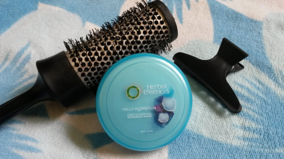 Herbal Essences Hello Hydration Intensive Mask |Review|