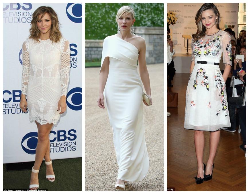 Katherine Mc Phee, Cate Blanchett, Miranda Kerr