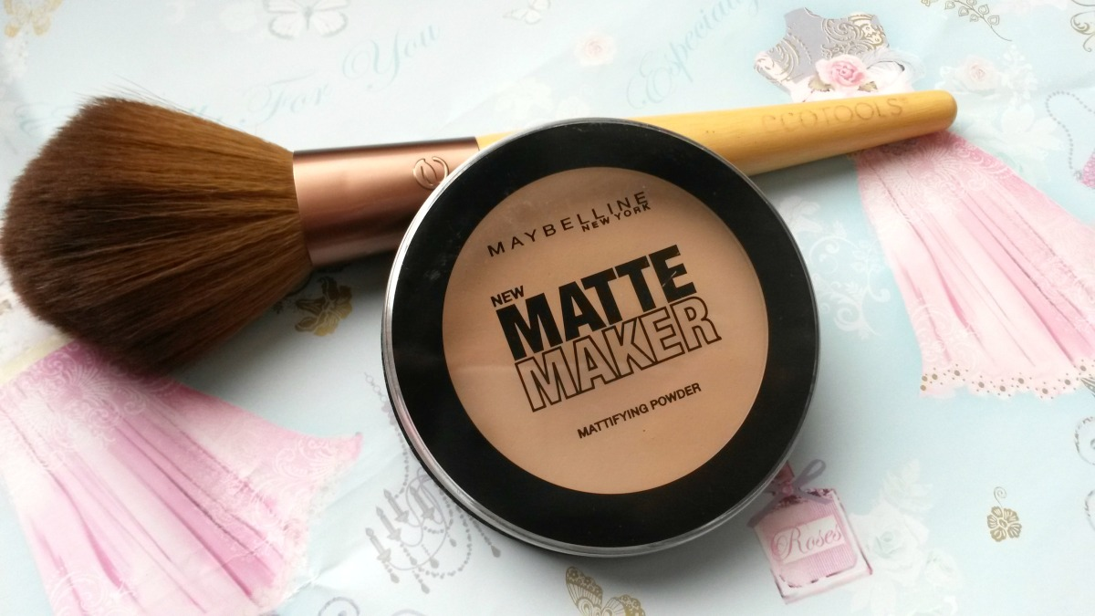 Maybelline New Matte Maker Powder| Review|