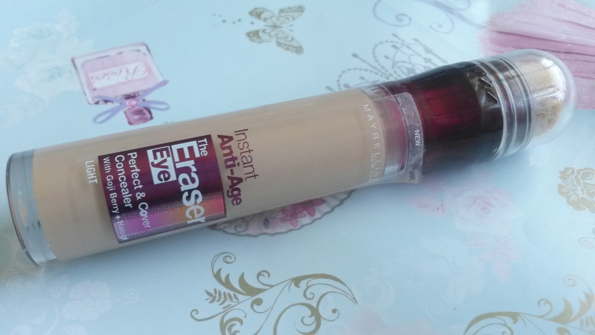 Maybelline The Eraser Eye Concealer|Review|
