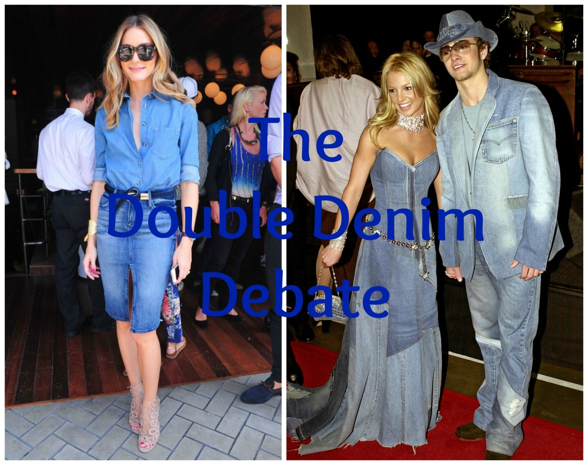 Spot the Trend: Denim on Denim